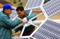 סין מובילה בשוק האנרגיה המתחדשת