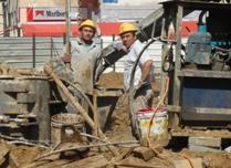 מחצית מתאונות המוות בעבודה בישראל הן בענפי הבנייה