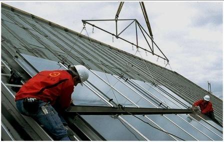 תנועת המושבים חתמה על הסכם להקמת מערכות סולאריות